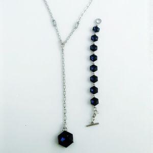 Elegant Kenneth Cole Sapphire Jewelry Set